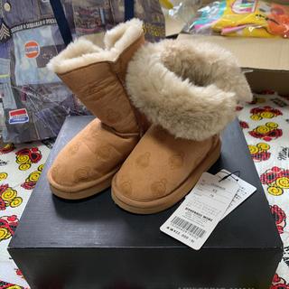 ヒステリックミニ(HYSTERIC MINI)のブーツxs(ブーツ)