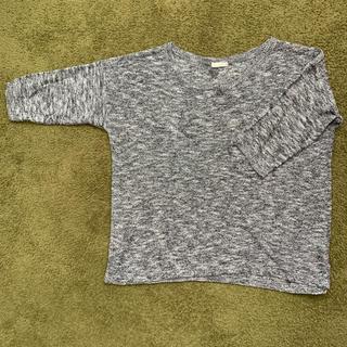 ジーユー(GU)の【GU】トップス(Tシャツ(半袖/袖なし))