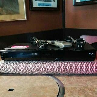 SHARP - SHARP AQUOS BD-S520 12倍録画 500GB リモ等付 訳あり