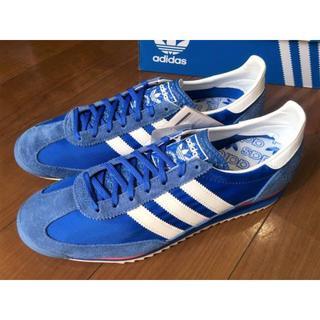 アディダス(adidas)の新品adidas【SL 72】ブルー/白 27.5cm オリジナルス(スニーカー)