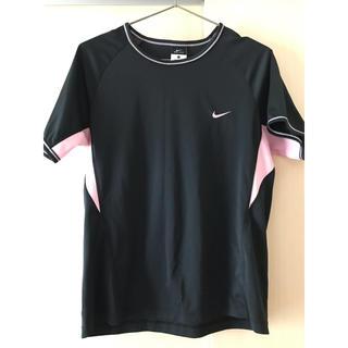 ナイキ(NIKE)のナイキused ピンクと黒(Tシャツ(半袖/袖なし))