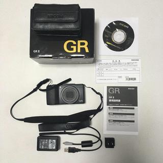 RICOH - RICOH GR II カメラ