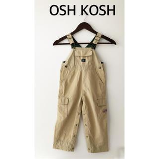 オシュコシュ(OshKosh)のキッズ オーバーオールサロペット ♪股スナップ付き!(パンツ/スパッツ)