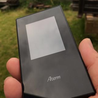 NEC - モバイルWiFiルーター!Atern PA-MR04LN3B