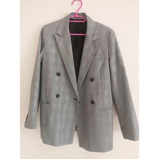 ミラオーウェン(Mila Owen)のミラオーウェン  ダブルジャケット テーラードジャケット 完売品 美品(テーラードジャケット)
