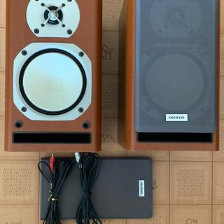 ONKYO - ONKYO オーディオコンポ スピーカー
