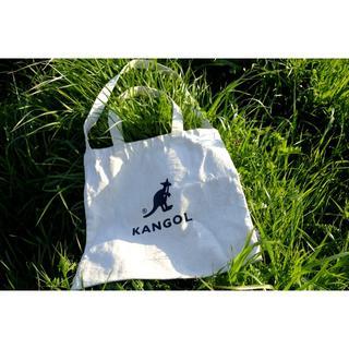 カンゴール(KANGOL)のkangol トートバッグ(トートバッグ)