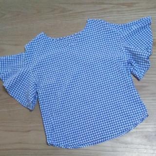 ジーユー(GU)のカットソーM(カットソー(半袖/袖なし))