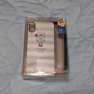 Disney - iPhone X ドナルドダック スマホケース