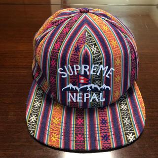 Supreme - supreme Nepal 5-panel cap