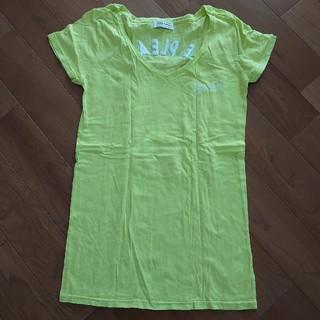 アズールバイマウジー(AZUL by moussy)のAZUL by moussyTシャツ(Tシャツ(半袖/袖なし))
