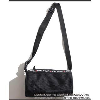 カンゴール(KANGOL)の新品☆KANGOL☆ショルダーバッグ、ミニボストンバッグ(ショルダーバッグ)