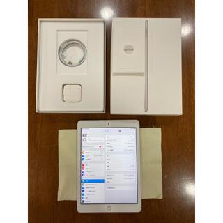 アイパッド(iPad)のiPad 第5世代2017 wifi シルバー32GB (タブレット)