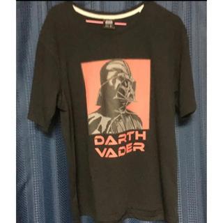 ジーユー(GU)のジーユー ダースベーダーTシャツ(Tシャツ/カットソー(半袖/袖なし))