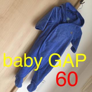 GAP - baby GAP☆新品ロンパース60