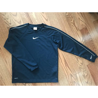 ナイキ(NIKE)のNIKE ナイキ 長袖 ロンT プラシャツ スポーツウェア 150(ウェア)