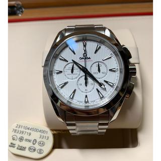 オメガ(OMEGA)のオメガ シーマスター アクアテラ コーアクシャル (腕時計(アナログ))