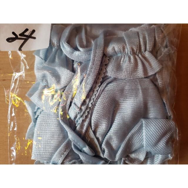 IKEA(イケア)のイケア♪お洒落で人気のIKEA SKRUTTIGとFISSLAの両方Mサイズ レディースのバッグ(エコバッグ)の商品写真