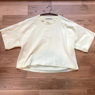 アクネ(ACNE)のAcne  Studios  アクネストゥディオズ Tシャツ(Tシャツ(半袖/袖なし))