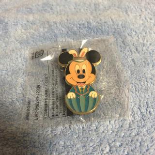 ミッキーマウス(ミッキーマウス)のディズニーイースター ミッキー ピンバッジ(バッジ/ピンバッジ)