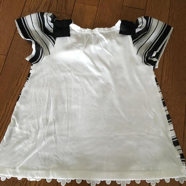 anyFAM(エニィファム)のN様専用anyFAMTシャツ130 キッズ/ベビー/マタニティのキッズ服女の子用(90cm~)(Tシャツ/カットソー)の商品写真