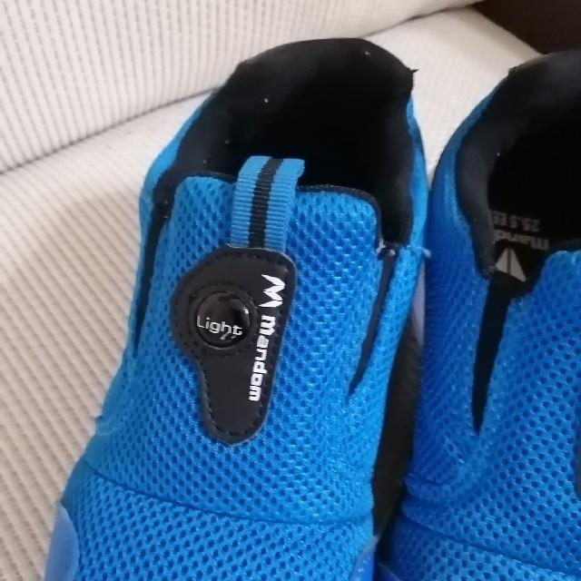 ♥️大特価~最終値下げ♥️⭐オシャレで軽い安全靴 25.5cm EEEE 美品 メンズの靴/シューズ(その他)の商品写真