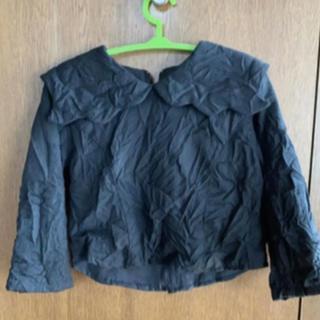 ブラック ビック襟