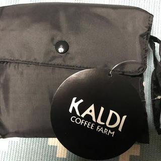 KALDI - カルディ エコバッグ 黒