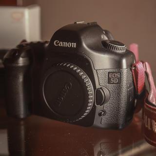 キヤノン(Canon)のCanon EOS5D 初代 ボディー(デジタル一眼)