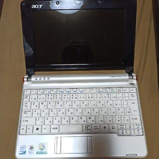 エイサー(Acer)のTOSHIBA dynabook acer Aspire oneジャンク(ノートPC)