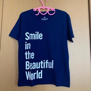 アラシ(嵐)の嵐 Beautiful World Tシャツ(アイドルグッズ)