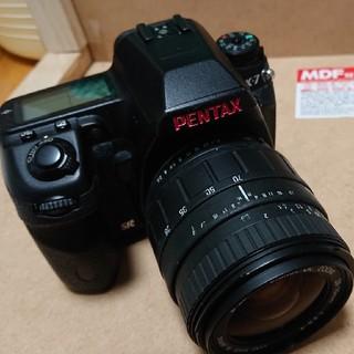 【訳あり中古】PENTAX K-7+SIGMA 28-70mm(デジタル一眼)