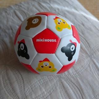ミキハウス(mikihouse)のミキハウス MIKI HOUSE サッカー ボール(ボール)