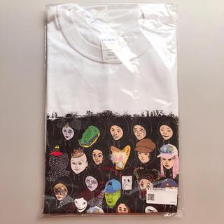 King Gnu キングヌー 2019AW TOUR Tシャツ(ミュージシャン)