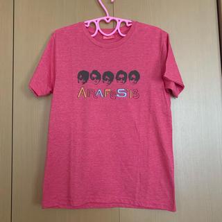 アラシ(嵐)の嵐 アラフェス'13 Tシャツ(アイドルグッズ)