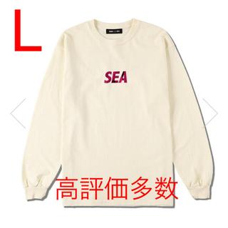【L】WIND AND SEA SEA(foil) L/S T-SHIRT