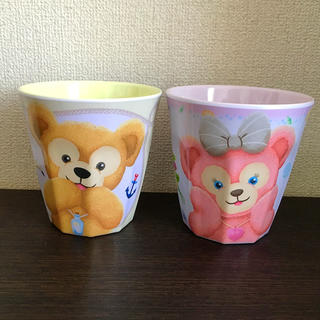 Disney - ダッフィ&シェリーメイカップ