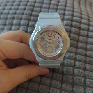 Baby-G - Baby-G 腕時計 レアスカイブルー