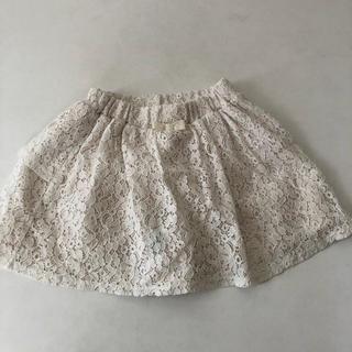 ジーユー(GU)のGU パンツ付スカート 120(スカート)