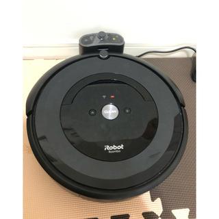 iRobot - 美品 箱付 ルンバe5
