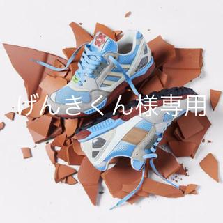 """アディダス(adidas)のEND. × ADIDAS ORIGINALS ZX9000 """"KILN""""(スニーカー)"""