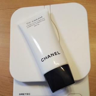 CHANEL - 新品同様 CHANEL CCクリーム 20 ベージュ シャネル