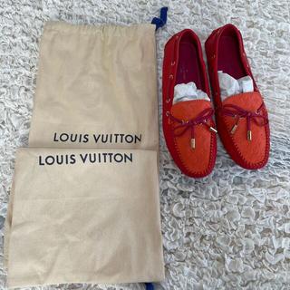 LOUIS VUITTON - 超美品✨LVドライビングシューズ