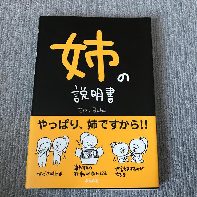 姉の説明書 エンタメ/ホビーの本(人文/社会)の商品写真