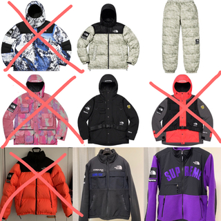 Supreme - Supreme The North Face コラボまとめ売り シュプリーム