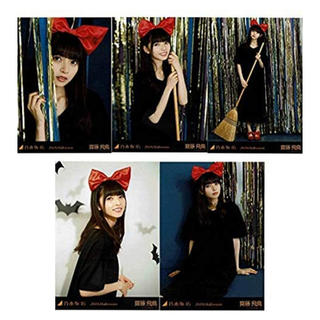 ノギザカフォーティーシックス(乃木坂46)の齋藤飛鳥 生写真 2018 ハロウィン Halloween 5枚コンプ(アイドルグッズ)