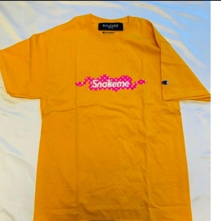 Champion - GODGODTOWN Tシャツ サイズM boxロゴ