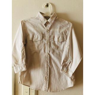 ジーユー(GU)のキッズ シャツ (Tシャツ/カットソー)