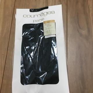 クレージュ(Courreges)の新品未使用品クレージュストッキング(タイツ/ストッキング)