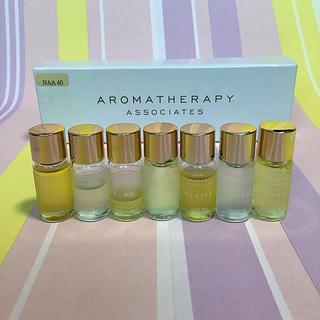 アロマセラピーアソシエイツ(AROMATHERAPY ASSOCIATES)のアロマセラピーアソシエイツ ミニチュアオイルコレクション7本セット(入浴剤/バスソルト)